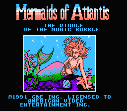 Mermaids of Atlantis - The Riddle of the Magic Bubble