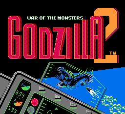 Godzilla 2 - War of the Monsters