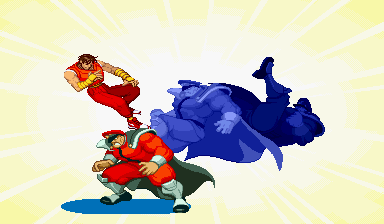 Street Fighter Zero (CPS Changer)