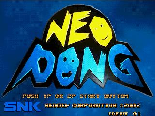 NeoPong (v1.1, Non-MAME)