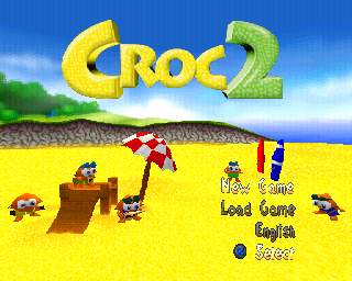 Croc 2 (E)