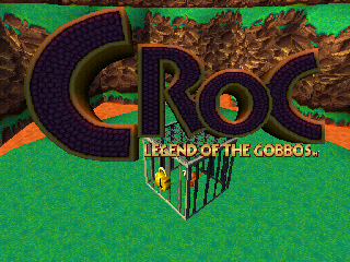 Croc - Legend of the Gobbos (E)