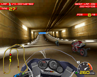 Moto Racer (E)