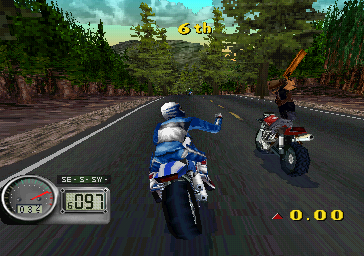 Road Rash 3D (E)
