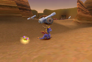 Spyro the Dragon (E)