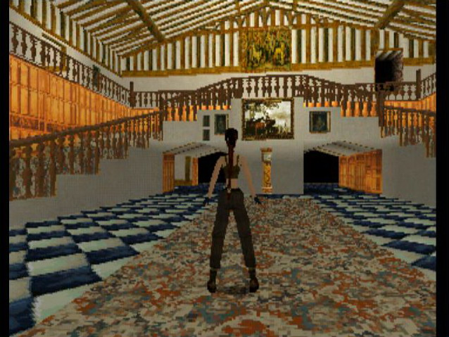 Tomb Raider II - Starring Lara Croft (E)