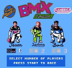 BMX Simulator (2 Joys)