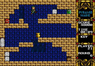 Pyramid Magic III (SN)