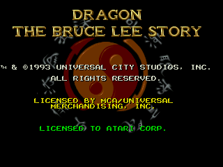 Dragon - The Bruce Lee Story (1994)