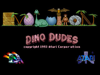 Evolution - Dino Dudes (1993)