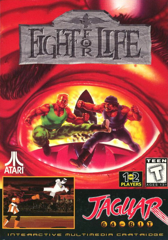 Fight For Your Life (1996)