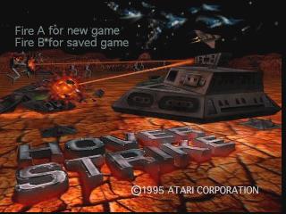 Hover Strike (1995)