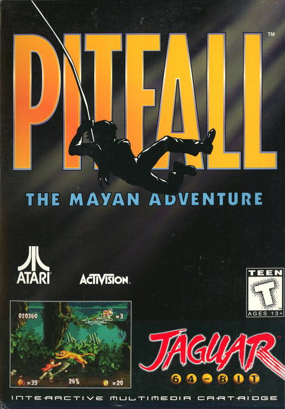 Pitfall - The Mayan Adventure (1995)