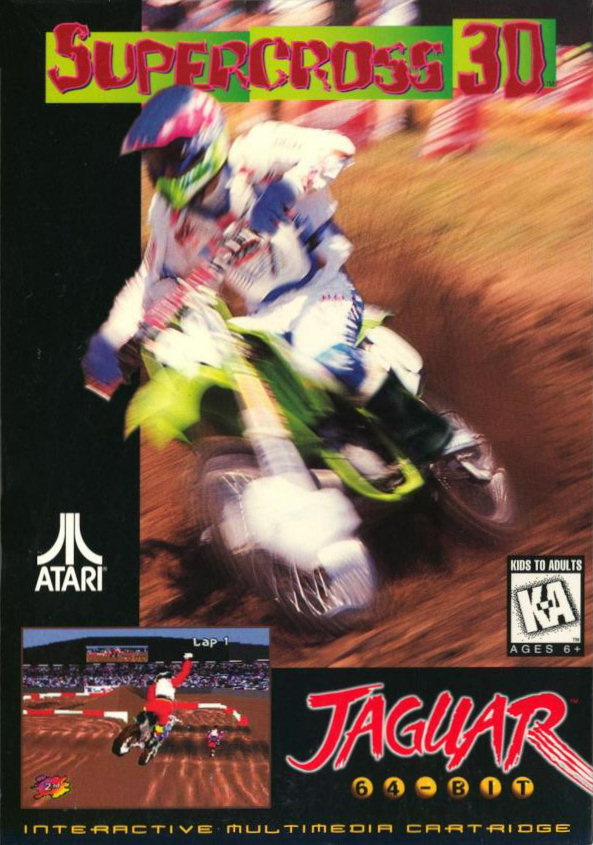 Super Cross 3D (1995)