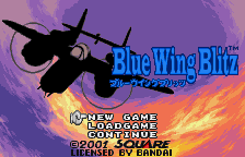Blue Wing Blitz