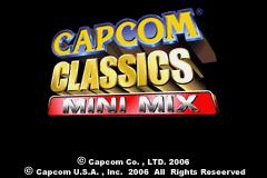 Capcom Classics Mini Mix