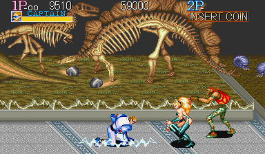 Captain Commando (World 911014)