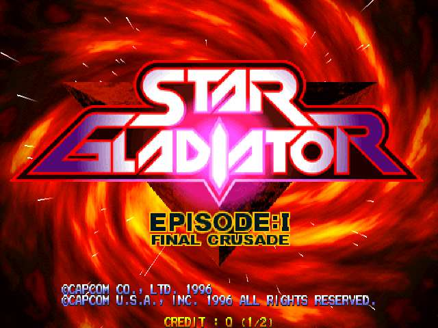 Star Gladiator (US 960627)