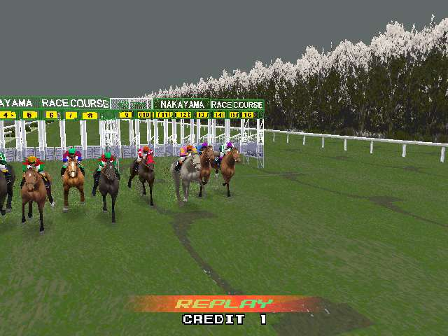 Gallop Racer 3 (JAPAN)