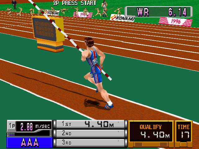 Hyper Athlete (GV021 JAPAN 1.00)
