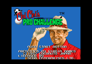 Chi Chi's Pro Challenge
