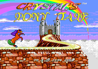 Crystal's Pony Tale