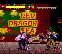 Double Dragon V - The Shadow Falls
