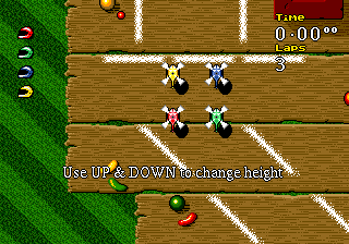 Micro Machines 2 - Turbo Tournament