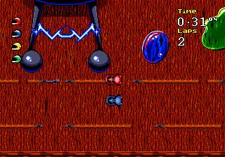 Micro Machines - Turbo Tournament '96
