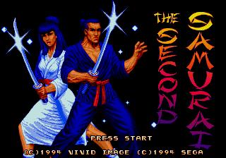 Second Samurai, The