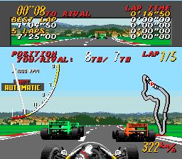 Sega Top 5