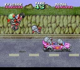 Kamen Rider SD - Shutsugeki!! Rider Machine