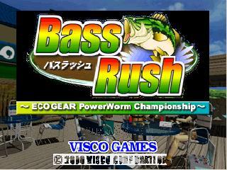 Bass Rush - ECOGEAR PowerWorm Championship