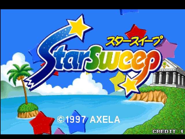 Star Sweep (STP1/VER.A)