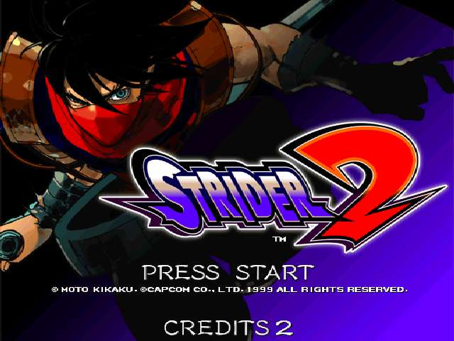 Strider 2 (ASIA 991213)
