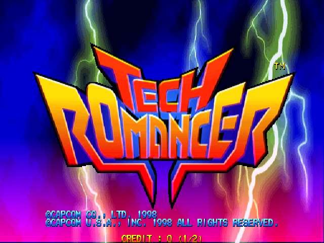 Tech Romancer (US 980914)