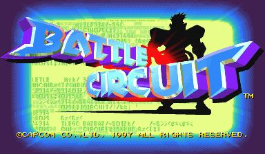 Battle Circuit (Euro 970319)