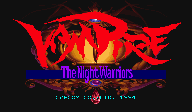 Darkstallkers: The Night Warriors (Euro 940705)