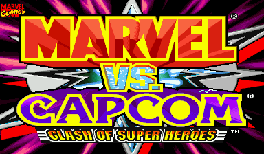 Marvel Vs. Capcom: Clash of Super Heroes (Euro 980112)