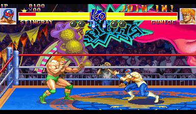 Ring of Destruction: Slammasters II (Euro 940902)