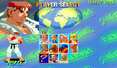 Street Fighter Alpha: Warriors' Dreams (Euro 950727)