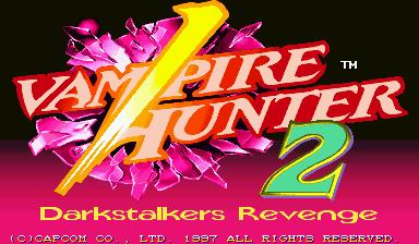Vampire Hunter 2: Darkstallkers Revenge (Japan 970929)