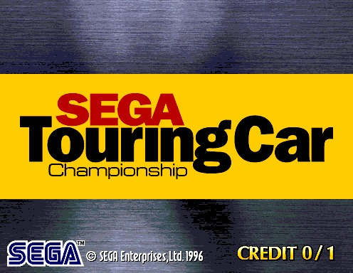 Sega Touring Car Championship [Model 2C CRX]