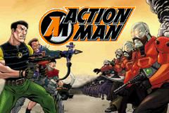 Action Man - Robot Atak