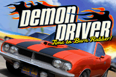 Demon Driver - Time to Burn Rubber!