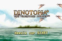 Dinotopia - The Timestone Pirates