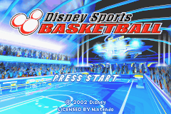 Disney Sports - Basketball
