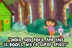 Dora the Explorer - Super Spies