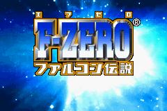 F-Zero - Falcon Densetsu