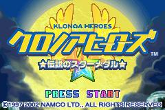 Klonoa Heroes - Densetsu no Star Medal